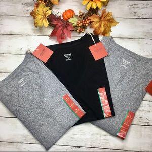 NWT 3 Set V Neck Women Shirts Size Medium Bundle